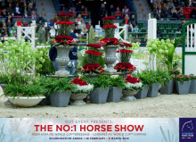 Gothenburg Horse Show - De får hästfesten i Scandinavium att blomma