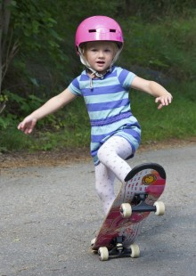Gör som skateboardprofilen Ants Neo välj en PROSK8 skateboard till ditt barn