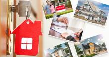 Bauen, kaufen oder mieten -  lohnt sich das Eigenheim?
