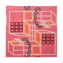 Walk on Patterns/Gå på mönster - utställning på Historiska museet