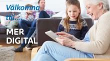Inbjudan: Nu startar vi Mer Digital - En digitaliseringsresa för Haninges seniorer