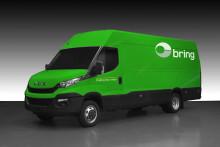 Bring får Norges første el-varebiler