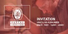 GRATIS GÅ-HJEM-MØDE: FRA 0 - 9001 - 14001 - 45001