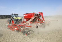 HORSCH presents new TurboDisc coulter and innovative features for the seed drill Pronto DC