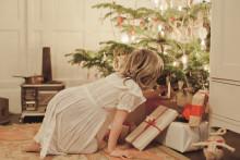 Julvisningar i sekelskiftesslottet