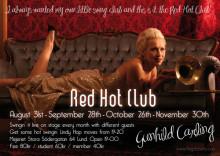 Gunhild Carling får egen swingklubb på Mejeriet i Lund