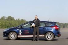 Fords nye 1-liters EcoBoostmotor setter fartsrekorder