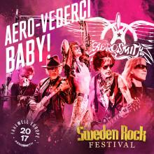 Aerosmith tar farväl på Sweden Rock Festival