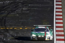 Dunlop teams dominate thrilling Nurburgring 24h