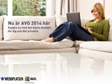 AVG 2014 är lanserat