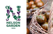 Nelson Garden på mässan Vår Trädgård