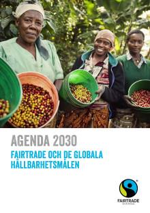 Agenda 2030 – Fairtrade och de globala hållbarhetsmålen