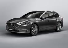 Mazda6 Wagon gör premiär på Genève Motor Show