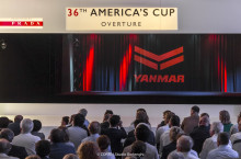 Yanmar joins 36th America's Cup as Official Marine Supplier