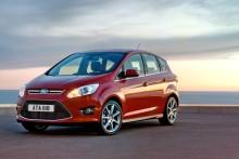 DEKRA utser Ford C-MAX till årets bil och C-MAX och Focus till de mest tillförlitliga bilarna i sina segment