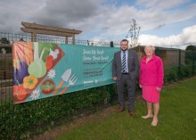 Wales and Armstrong to sit on community panel to regenerate Ballymena