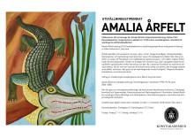 Inbjudan Amalia Årfelt