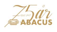 Abacus firar 75 år