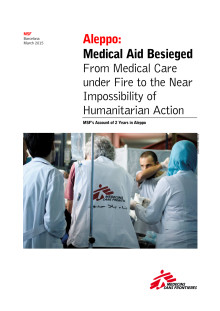 Aleppo: Medical Aid Besieged