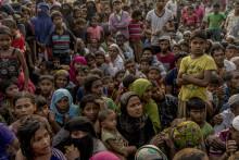 Rohingyaernes evt. tilbagevenden skal ske frivilligt, på et oplyst grundlag og med værdighed