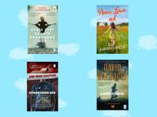 Årets bok-nominerad, sommarfeelgood – och märkliga dödsfall på sjukhus