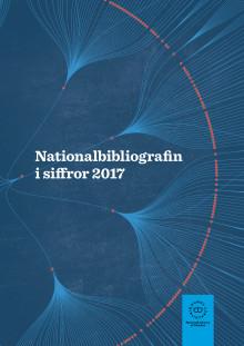 Nationalbibliografin i siffror 2017