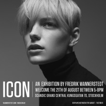 ICON, ny utställning med vernissage på Scandic Grand Central