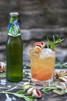 Almedalsglassen SorBeer och årets alkoholfria öldrink RabarBeer