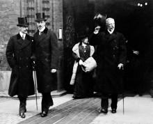 Jubileumsåret på Stadsbiblioteket i Malmö: Trekungamötet i Malmö 1914