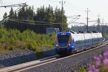 WSP tar fram järnvägsplaner för Norrbotniabanan