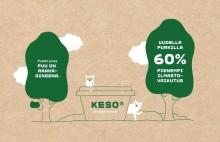 Arla pienentää jälleen pakkaustensa ympäristövaikutusta: KESO®-rasia on nyt kartonkia
