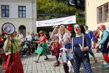 Gratis aktivitetsdag for barn og unge på Akershus festning