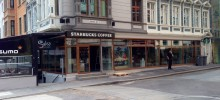 Starbucks åpner sin andre kaffebar i Bergen 8. juli