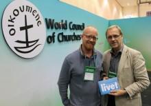 Mission i centrum vid Kyrkornas världsråds generalförsamling