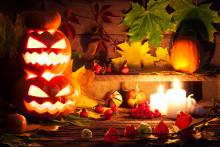 5 tips för en hållbar Halloweenfest