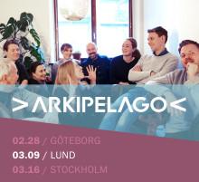 Liljewall arkitekter på Arkipelago Lund (LTH)