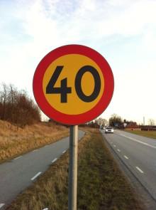 Vellinge kommenterar höjd hastighetsgräns utanför Rängbågens förskola