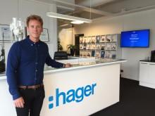 Hager växer och fortsätter anställa – Karl Magnus Forsell blir ny projektsäljare