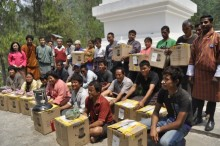 Dansk iværksættereventyr skal redde liv i Bhutan