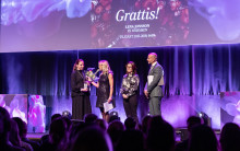 Årets kvinnliga Gasell vill skapa säkra arbetsplatser