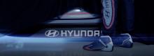 Hyundai med elektrisk racingbil
