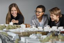 Unik labbverksamhet ska locka unga till fastighetsbranschen