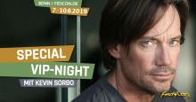 FedCon 28: Galaktisches VIP-Special mit Kevin Sorbo und mehr