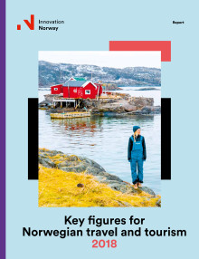 Key figures for Norwegian Tourism 2018