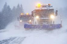 Svevia får fortsatt förtroende för vägarna i Björna-Bredbyn