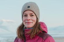 """Sterk tilstandsrapport frå Svalbard: """"Verda mi smeltar"""" av Line Nagell Ylvisåker"""