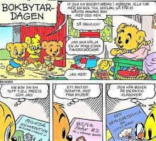Imorgon är det Stora Bokbytardagen på över 80 ställen i Sverige