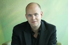 KTH:s Stora pris till Spotifys Daniel Ek