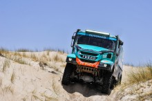 Dakar 2019 - Team PETRONAS De Rooy IVECO on valmis maailman kovimpaan rallikilpailuun