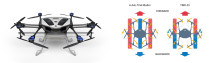 Yamaha Motor to Exhibit the NEW YMR-01 Industrial Drone at Next Generation Agriculture Expo Tokyo - New Coaxial Rotors Provide Excellent Agrochemicals Spraying Performance -
